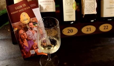 Valtice - Salon vín