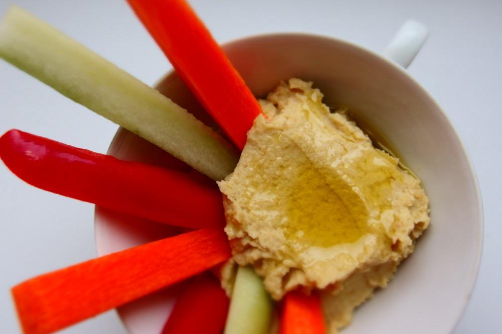 Hummus z cizrny