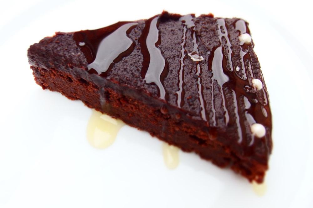 Čokoládová poleva z datlí