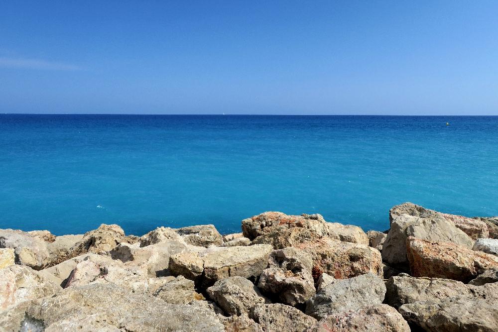 Menton - Azurové pobřeží