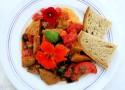 Robi maso s rajčaty, kapary a olivami